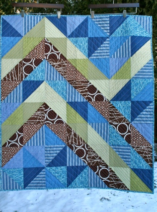 The Mihow quilt